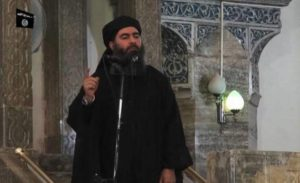 US says Islamic State chief alive, still leading