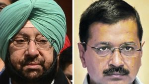 AAP-Congress personal barbs fly thick and fast ahead of Punjab polls