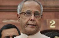 President Pranab Mukherjee says demonetisation drive may temporary slowdown economy