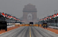 NEW DELHI:  India celebrates its 68th Republic Day today with a grand parade at Rajpath.