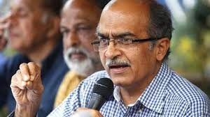 Democracy, civilization in danger under Modi rule, says Prashant Bhushan