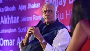 Cabinet ministers should 'speak up' like SC judges: Yashwant [PTI]
