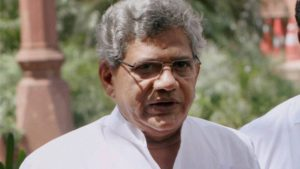 Will take a call on alliance with Congress at the end of 2018: Sitaram Yechury