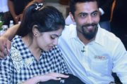 Ravindra Jadeja's wife attacked by policeman in Jamnagar