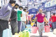 Shimla residents ask tourists to stay away as water crisis worsens