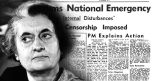 Emergency, Indira Gandhi and RSS
