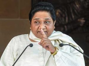 Mayawati says PM laying foundation stone for Purvanchal Expressway a 'deception' as project was readied during BSP rule