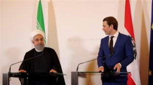 Iran may alter cooperation level with IAEA: Rouhani