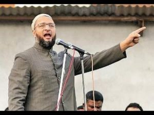 BJP denies report on Amit Shah's alleged remark on Ram temple construction after Asaduddin Owaisi criticises party chief