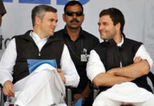 Lok Sabha Elections 2019: Congress to be backbone of opposition unity with Rahul Gandhi at forefront, says Omar Abdullah