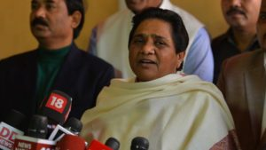 Mayawati: arrests of activists are govt's attempts to terrorise civil society
