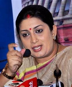 Smriti Irani attacks Rahul Gandhi over National Herald case, says Congress responsible for increased NPAs in country
