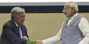 Climate directly linked to culture, says PM Modi after getting UNEP award