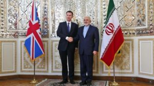 British foreign secretary in Tehran for nuclear deal talks