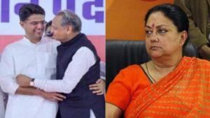 What made Shivraj Singh Chouhan sweat during campaigning?